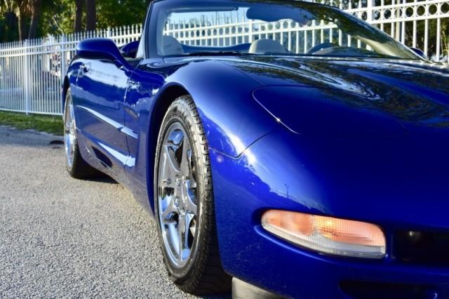 2004 Chevrolet Corvette 1SC Lemans Commemorative Edition