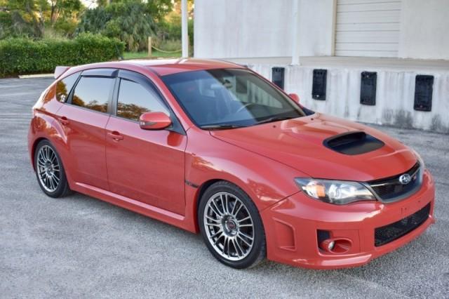 2011 Subaru Impreza Wagon WRX STI