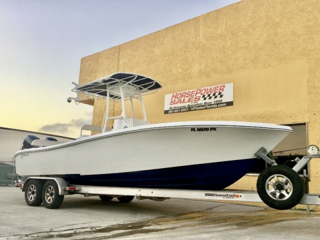 2015 Yellowfin 26ft Hybrid CUSTOM BOAT
