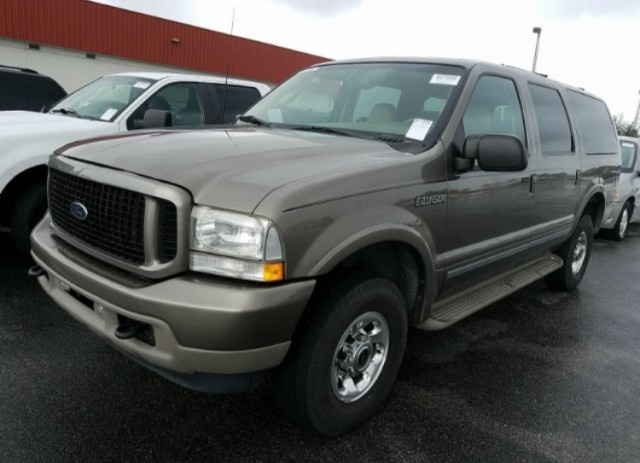 2003 Ford Excursion 6.8L Limited 4WD