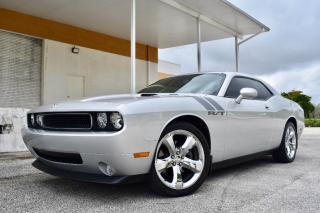 2009 Dodge Challenger R/T SUPERCHARGED