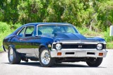 Chevrolet NOVA SS STREET ROD MUSCLE CAR 1970