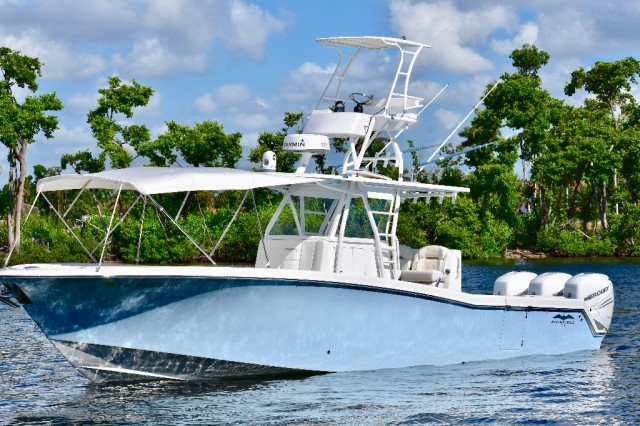 2015 INVINCIBLE 36 OPEN FISHERMAN