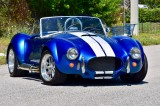 Shelby COBRA BACKDRAFT RACING 427SC roadster 1965