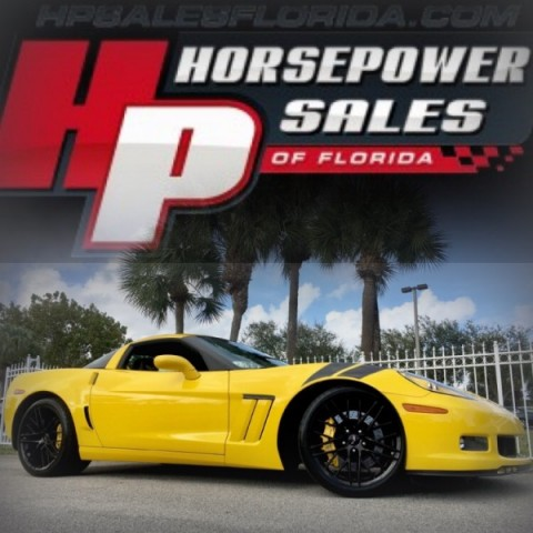 2012 Chevrolet Z16 Grand Sport SUPERCHARGED!!!!