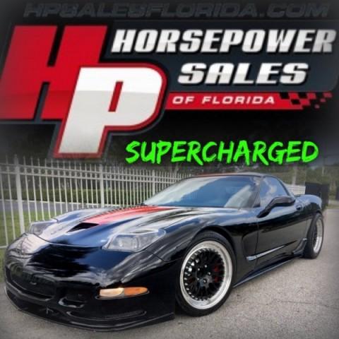 1997 Chevrolet Corvette SUPERCHARGED!!