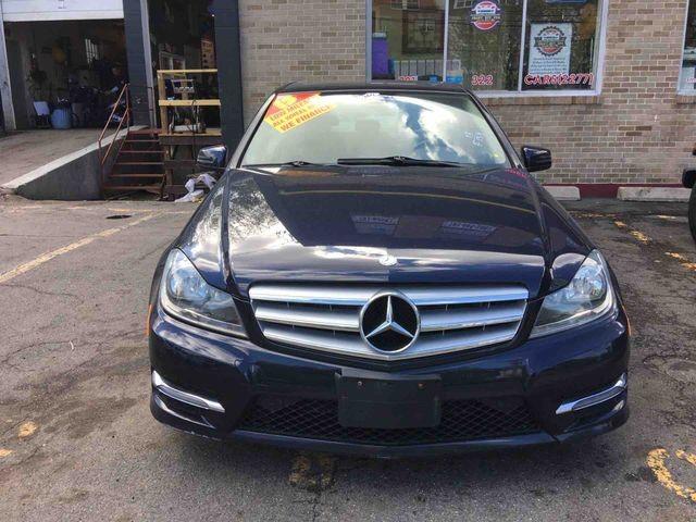 Mercedes-Benz C-Class 2013 price $13,950