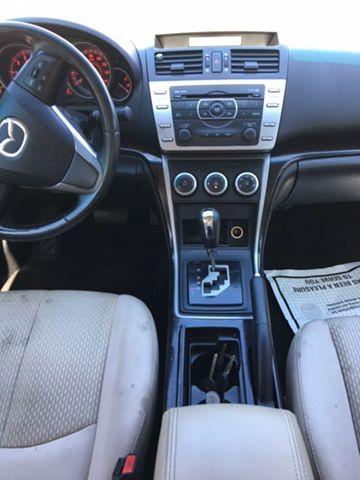 MAZDA MAZDA6 2011 price $4,950