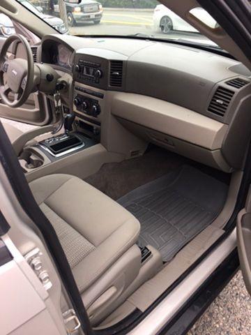 Jeep Grand Cherokee 2007 price $6,450