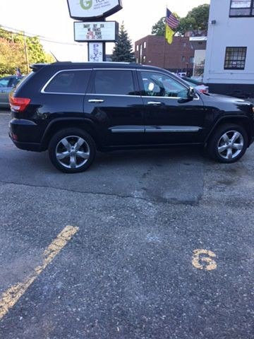 Jeep Grand Cherokee 2012 price $13,450