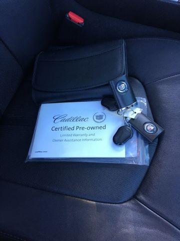 Cadillac CTS 2011 price $8,950