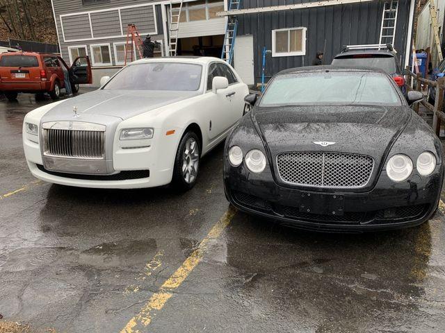 Rolls-Royce Ghost 2010 price $99,950