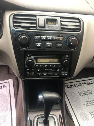 Honda Accord 2002 price $2,500