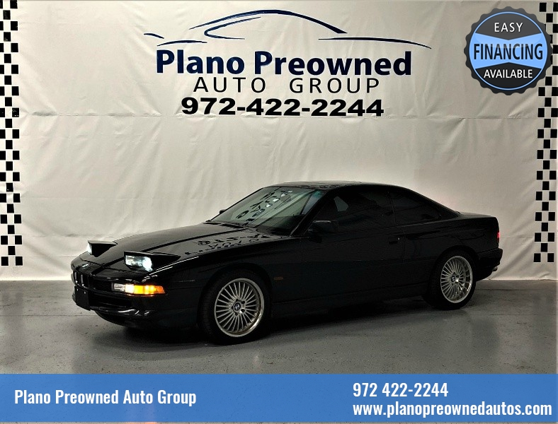BMW 8-Series 1995 price $9,995