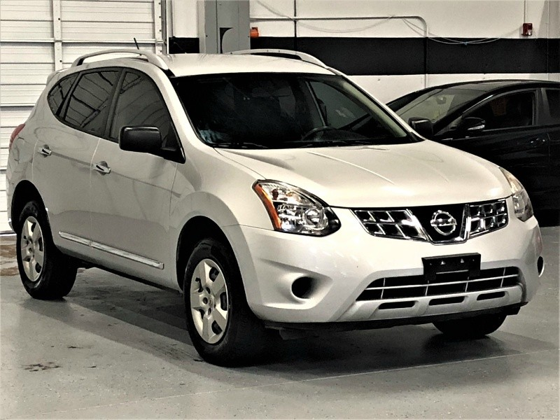 Nissan Rogue Select 2014 price $8,250