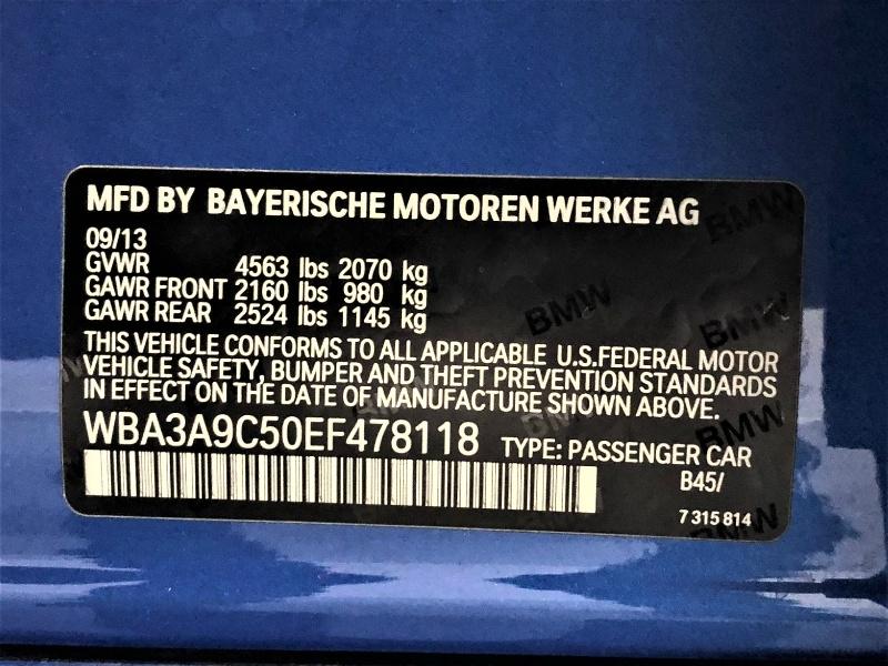BMW 3-Series 2014 price $18,995