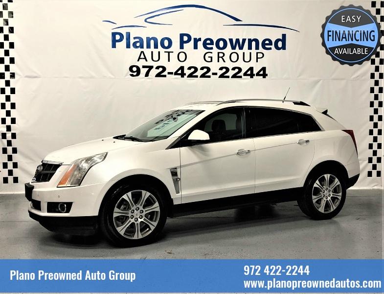 Cadillac SRX 2012 price $9,850