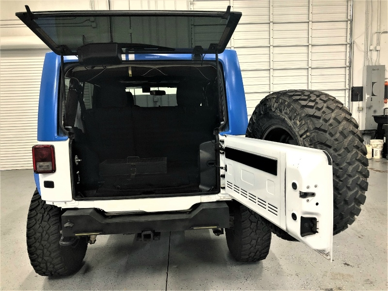 Jeep Wrangler Unlimited 2014 price $29,850