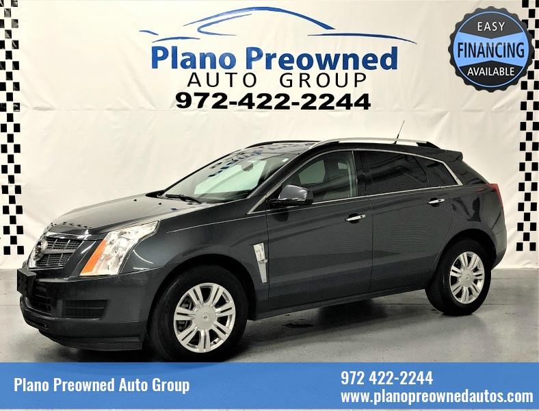 Cadillac SRX 2012 price $9,450
