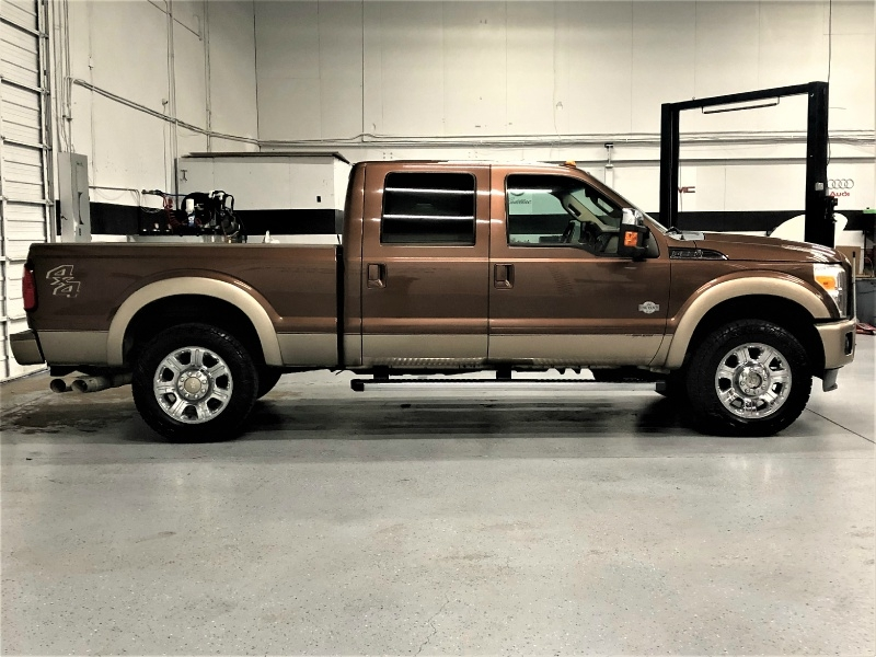 Ford Super Duty F-250 2012 price $22,500