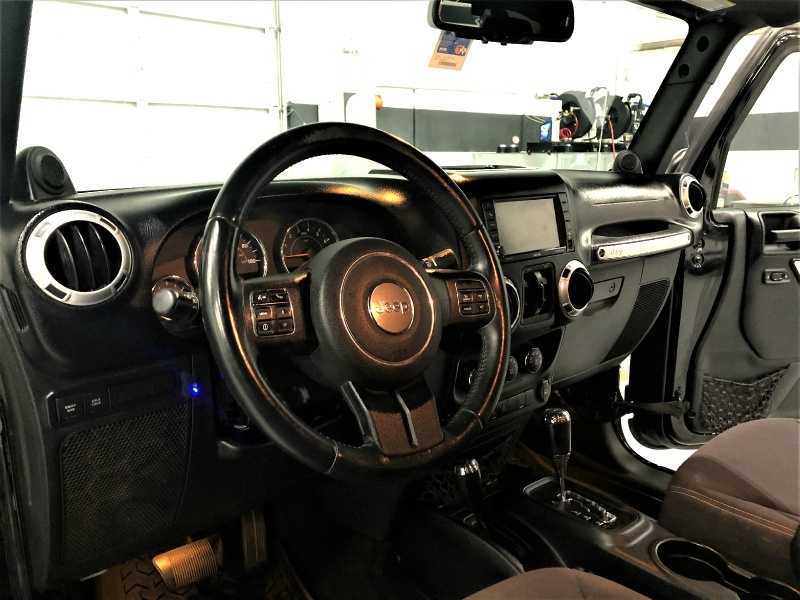 Jeep Wrangler Unlimited 2013 price $24,700