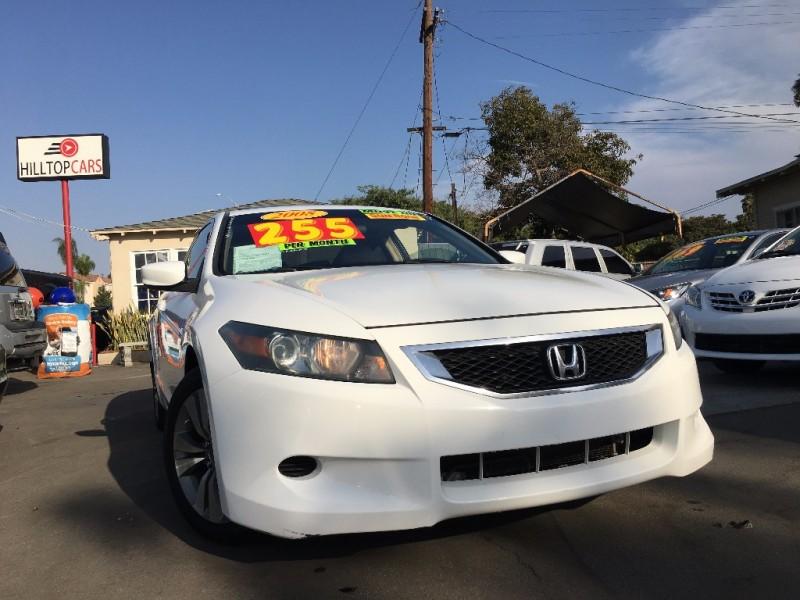 Honda Accord Cpe 2008 price $5,499