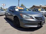Honda Accord Sdn 2012