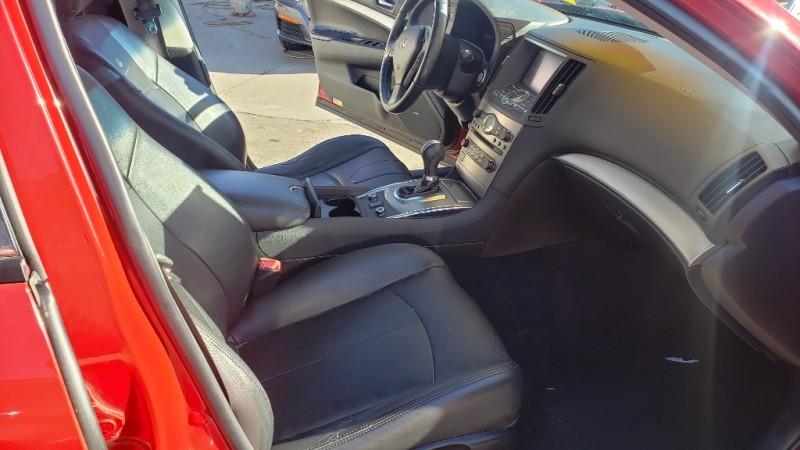 Infiniti G37 Sedan 2010 price $14,999