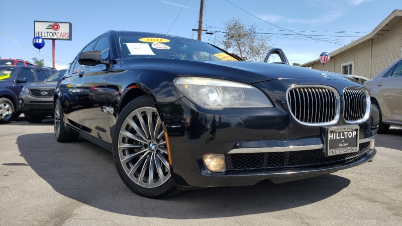 BMW 7-Series 2011 price $16,995