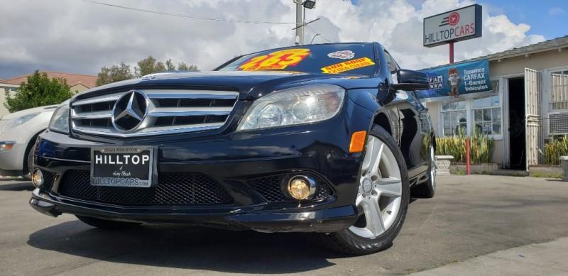 Mercedes-Benz C-Class 2010 price $9,790