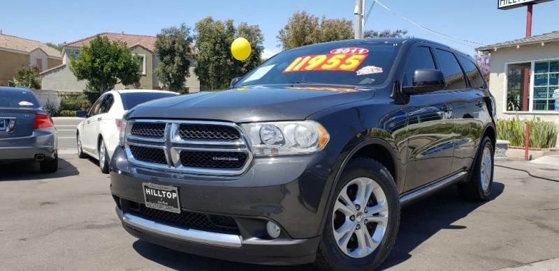 Dodge Durango 2011 price $12,499