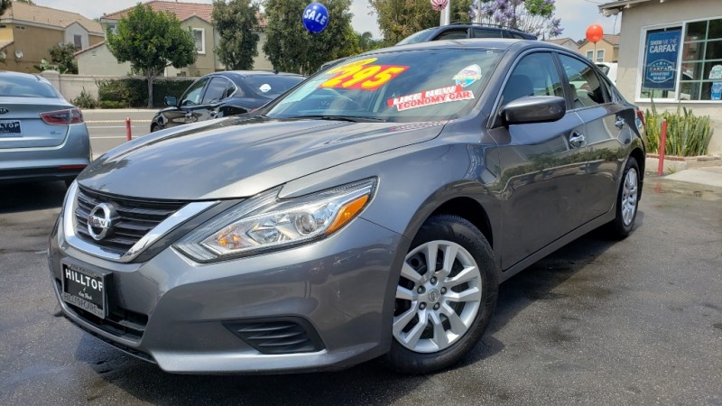 Nissan Altima 2016 price $14,999