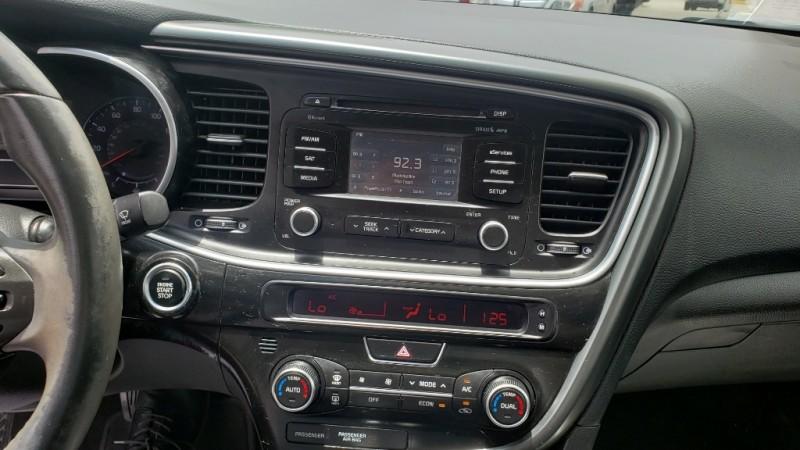 Kia Optima Hybrid 2016 price $15,395