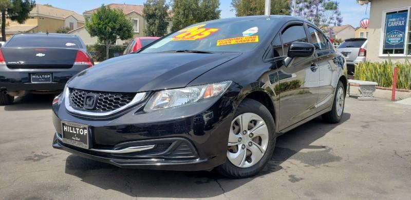 Honda Civic Sedan 2015 price $14,655