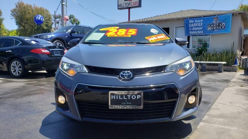 Toyota Corolla 2014 price $11,999