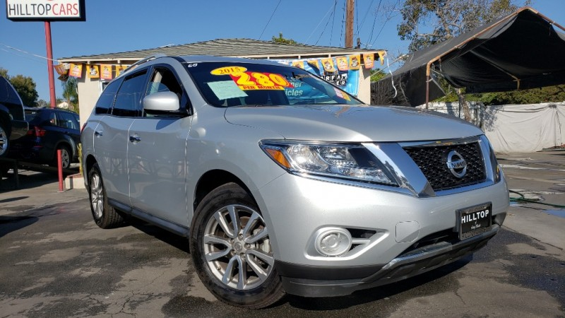 Nissan Pathfinder 2015 price $14,449