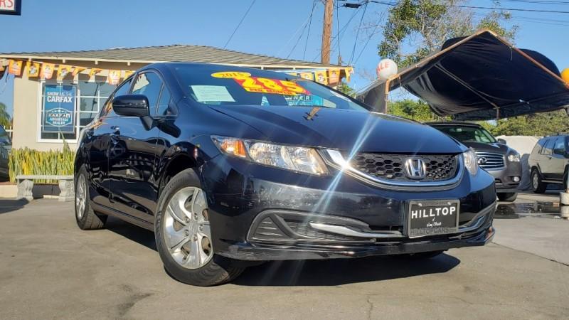 Honda Civic Sedan 2015 price $10,795