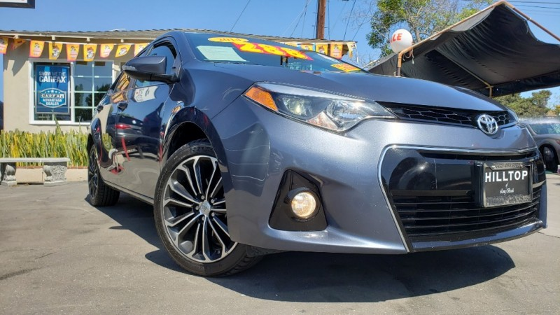 Toyota Corolla 2014 price $12,999