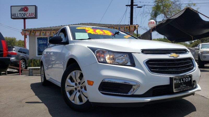 Chevrolet Cruze Limited 2016 price $9,499