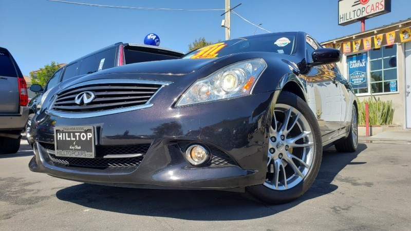Infiniti G37 Sedan 2012 price $14,250