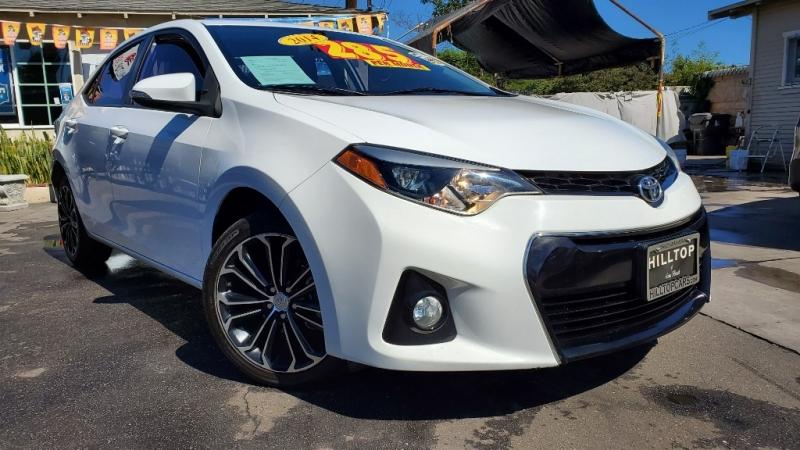 Toyota Corolla 2014 price $13,299