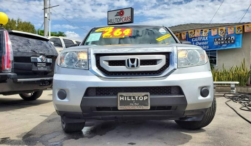 Honda Pilot 2011 price $11,999