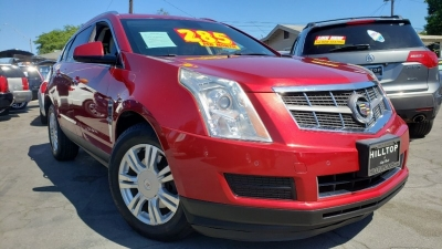 Used Cadillac Srx Luxury Collection Long Beach Ca