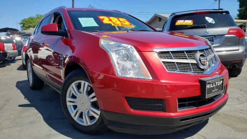 Cadillac SRX 2010 price $11,499