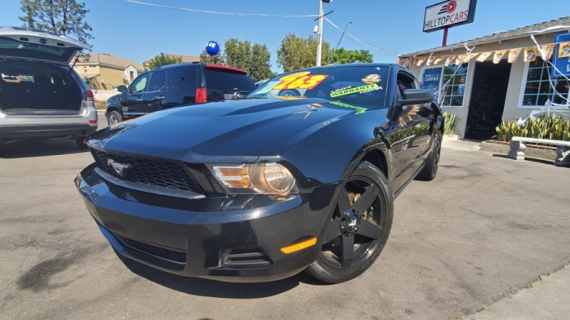 Ford Mustang 2011 price $8,225