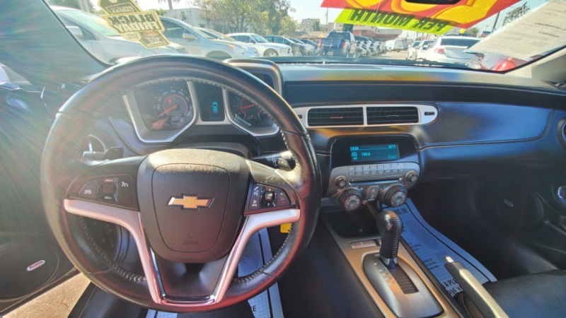 Chevrolet Camaro 2012 price $13,999