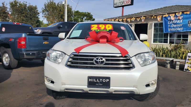 Toyota Highlander 2009 price $8,999