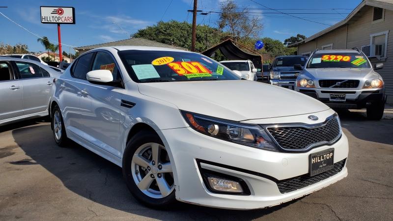 Kia Optima 2015 price $11,499
