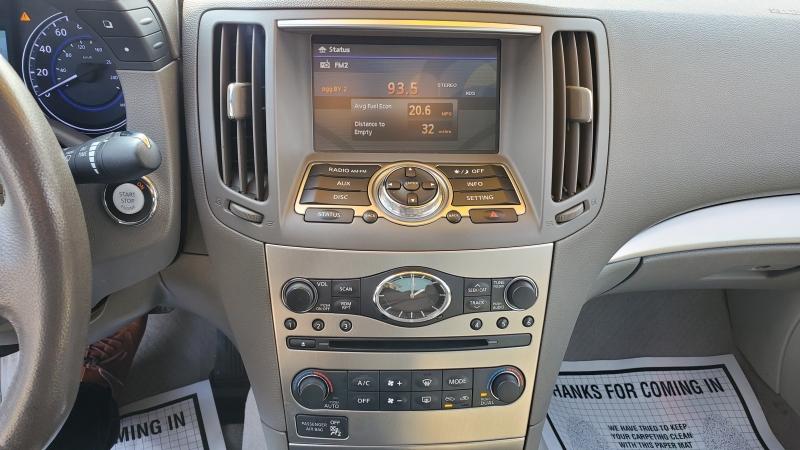 Infiniti G37 Sedan 2013 price $999 Down