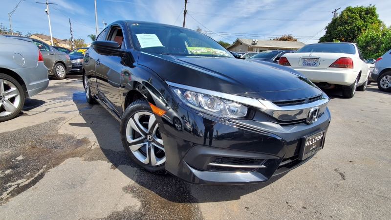 Honda Civic Sedan 2017 price $999 Down